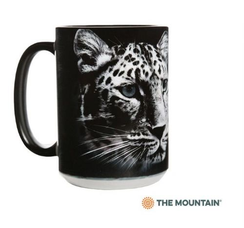 Extinction Is Forever | Leopard Ceramic Mug | The Mountain®